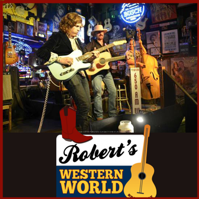 Live Music at Robert's Western World in downtown Nashville Tennessee