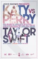 Katy Perry vs Taylor Swift Tribute at Mercy Lounge