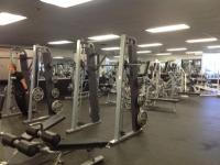 Health and nutrition store, Stand up Tanning Beds, Personal trainers, Gymnasium, abs/core area