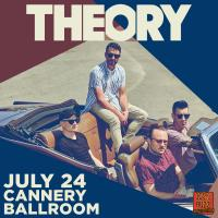 Theory Of A Deadman at Mercy Lounge