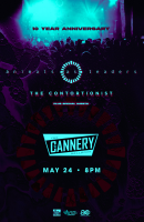 10 Years of Animals As Leaders at Cannery Ballroom