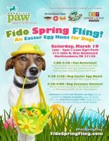 Fido Spring Fling: An Easter Egg Hunt for Dogs!
