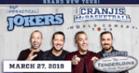 truTV Impractical Jokers 'The Cranjis McBasketball World Comedy Tour'