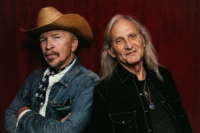 Dave Alvin & Jimmie Dale Gilmore with The Guilty Ones