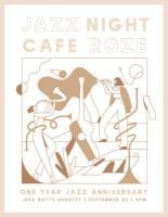 Cafe Roze Jazz Night