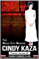 The Music City Medium Cindy Kaza