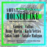 8 Off 8th hosted by HOUSEQUAKE at The High Watt