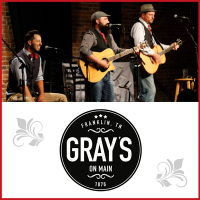 Ambers Drive Band plays to a packed house at Grays On Main in Franklin Tennessee
