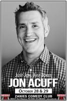 Just Jon, Just Jokes: Jon Acuff