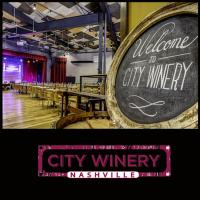 Live Music at the City Winery in Nashville Tennessee