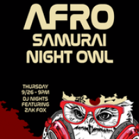 Afro Samurai Night Owl