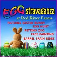 Annual EGGstravaganza at Red River Farms near Nashville Tennessee