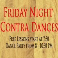 Friday Night Contra Dances