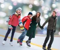 Ice Skating at Opryland