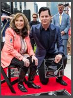 See the stars at Music City's Walk of Fame Park