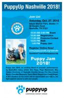 cancer research, fundrasier, canine walk, nashville