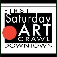 First Saturday Art Crawl in Downtown Nashville