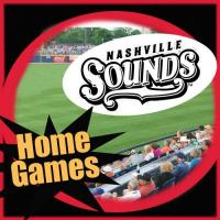 Nashville Sounds Home Games