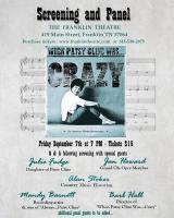 When Patsy Cline was Crazy at the Franklin Theatre