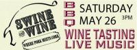 Swine and Wine is back for an all-new season bringing more incredible local musicians paired with Natchez Hills Wine and Puckett's Downtown Columbia.