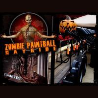 Zombie Paintball Hayride