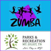 Zumba at Mt Juliet Community Center