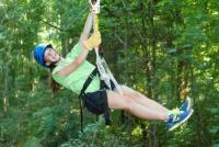 Honeysuckle Hill Farm Treetop Canopy Tour