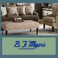 Exceptional B.F. Myers Furniture