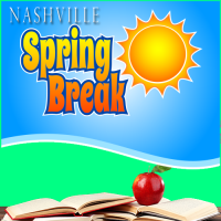 Celebrate Spring Break in Nashville Tennessee