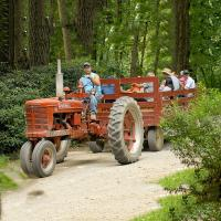 Fall Hayrides in Nashville and Middle Tennessee