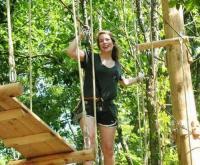 Treetop Adventure Park in Nashville Tennessee