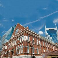 Nashville's number 1 attraction the Ryman