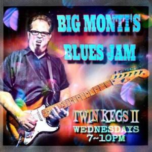 Big Monti's Blues Jam