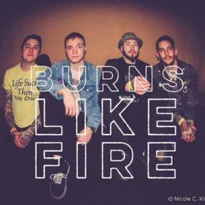 BURNS LIKE FIRE, El Escapado, Cobra, The Cobra, The Cobra Nashville, punk, punk rock, live music, Nashville live music