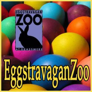 Eggstravaganzoo at the Nashville Zoo