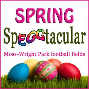 Spring SpEGGtacular at Moss Wright Park Football Field in Goodlettsville Tennessee