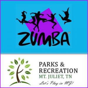 Zumba at Mt Juliet Community Center