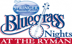 Bluegrass Nights at the Ryman