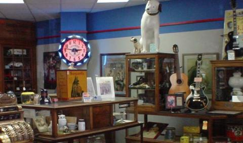 Nashville;s Best Antique Shops