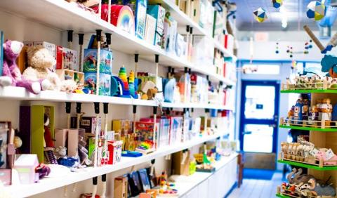 Nashville's Best Toy STores