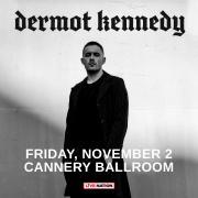 Dermot Kennedy at Mercy Lounge
