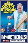 Hypnotist Rich Guzzi Comedy Hypnosis Show