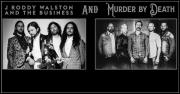 J Roddy Walston and The Business & Murder By Death at Cannery Ballroom