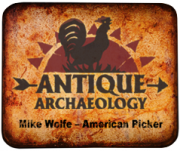 Antique Archaeology 'American Pickers' in Nashville TN