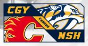 Nashville Predators vs. Calgary Flames