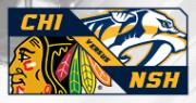 Nashville Predators vs. Chicago Blackhawks