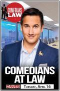 Matt Ritter presents: the Comedians at Law