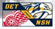 Nashville Predators vs. Detroit Red Wings
