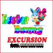 Easter Bunny Excursion Trains