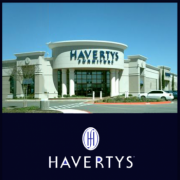 Haverty Furniture Company in Nashville Tennesssee